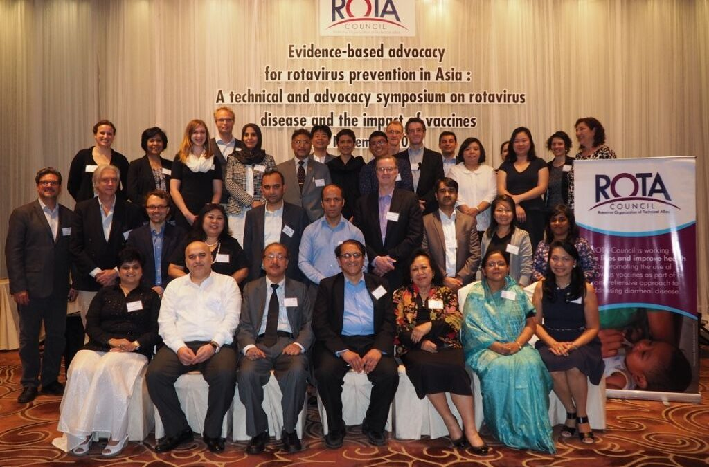 Network of rotavirus vaccine champions convenes in Bangkok