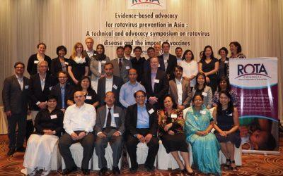 Network of rotavirus vaccine champions convenes in Bangkok