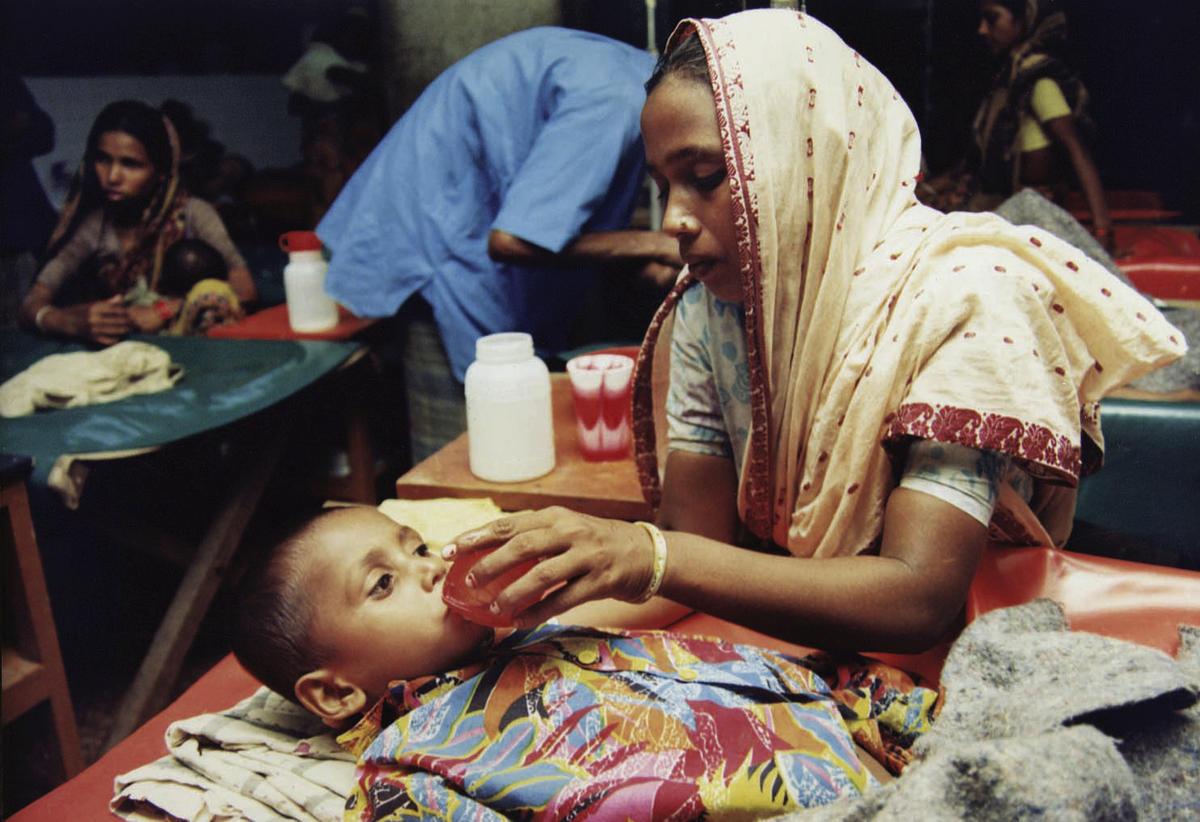 ORS in Bangladesh