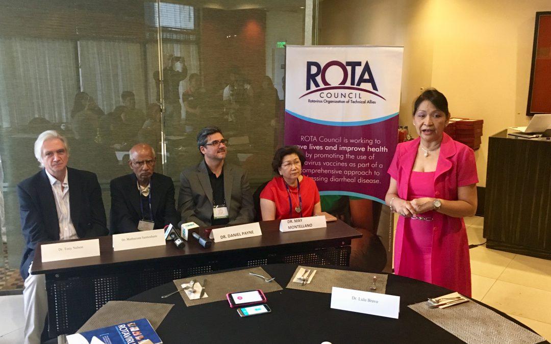 Forging Ahead in Pediatric Infectious Disease- Manila