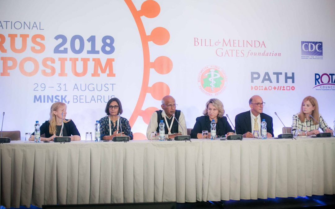 Rotavirus Experts Share Latest Research, Call for Increased Vaccine Coverage at Symposium